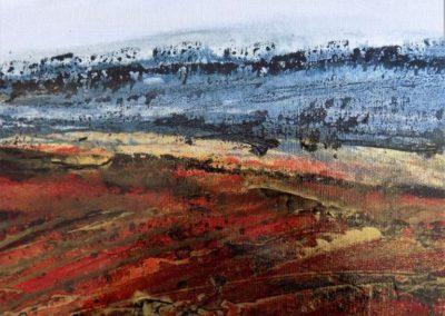The Landscape listens*  12 x 12